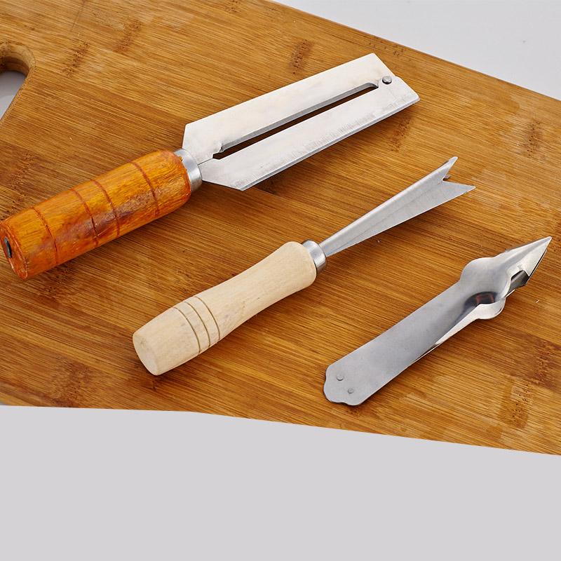 菠蘿削皮組A套餐