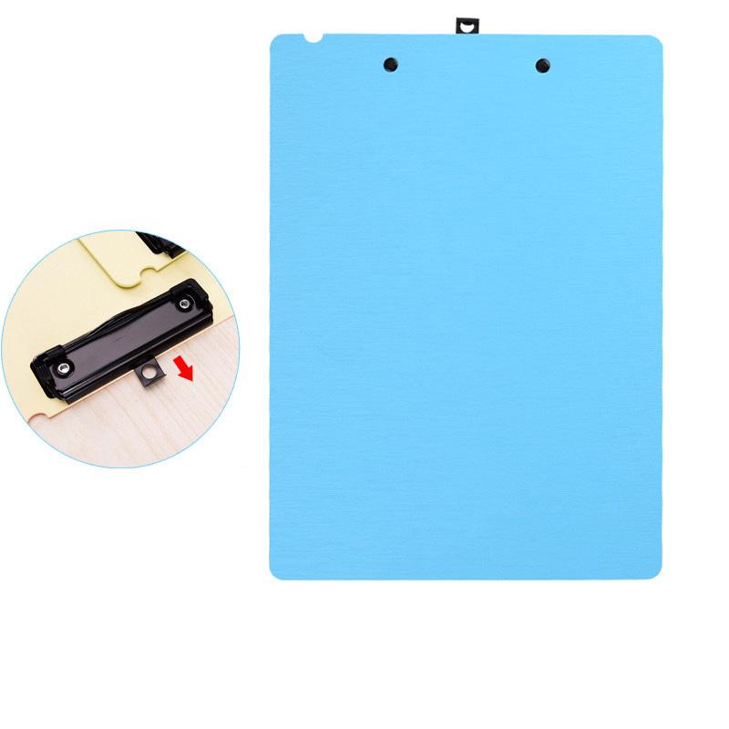 藍色 A4板夾