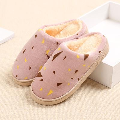 【免運費】韓版可愛家用男女居家室內情侶毛拖鞋