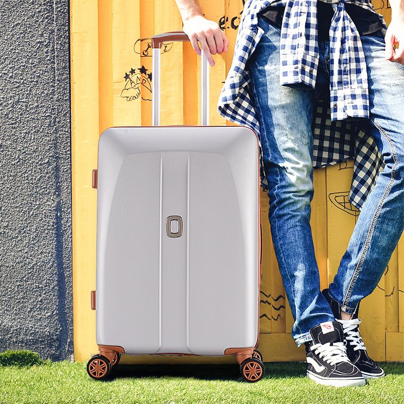 【免運費】時尚22吋行李箱24吋26吋萬向輪拉桿箱