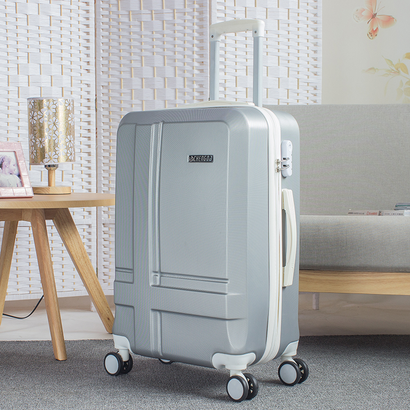 【免運費】24吋旅行箱萬向輪可愛時尚行李箱