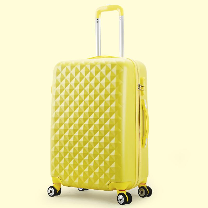 【免運費】時尚22吋拉桿箱萬向輪旅行箱24吋登機行李箱