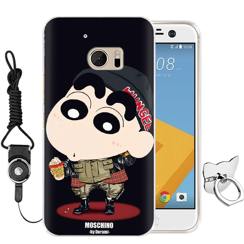 【免運費】卡通矽膠保護防震防摔外殼適用HTC M10保護套