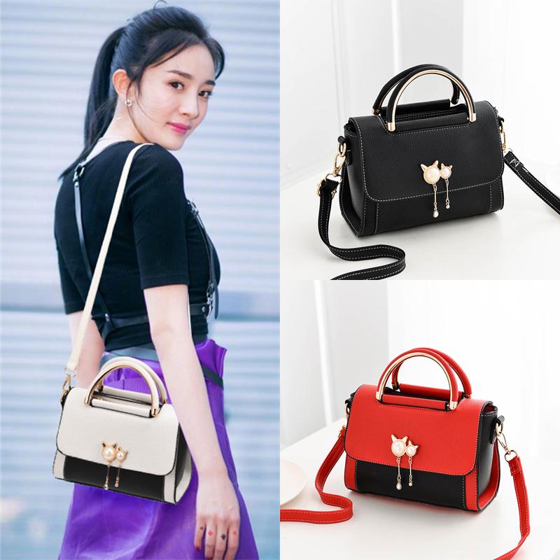 【免運費】韓版手提上新小包包潮單肩斜挎包