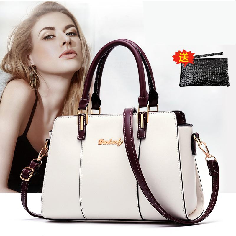 【免運費】優質皮質新款時尚女包手提包