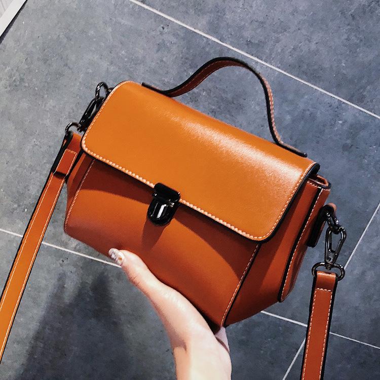 【免運費】韓版百搭斜挎時尚迷你手提單肩小包包