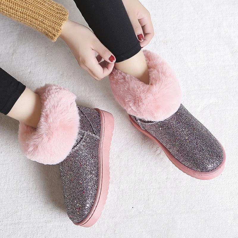 粉色24.5cm