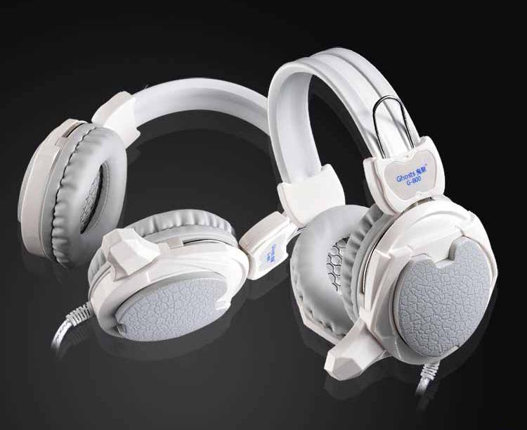 【免運費】炫彩頭戴式七彩發光遊戲耳機耳麥