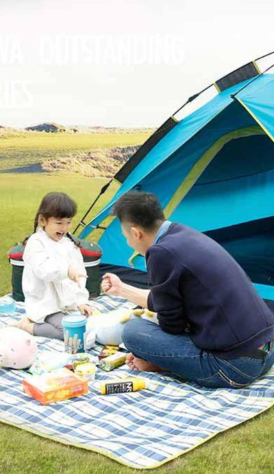 露營防雨全自動戶外帳篷