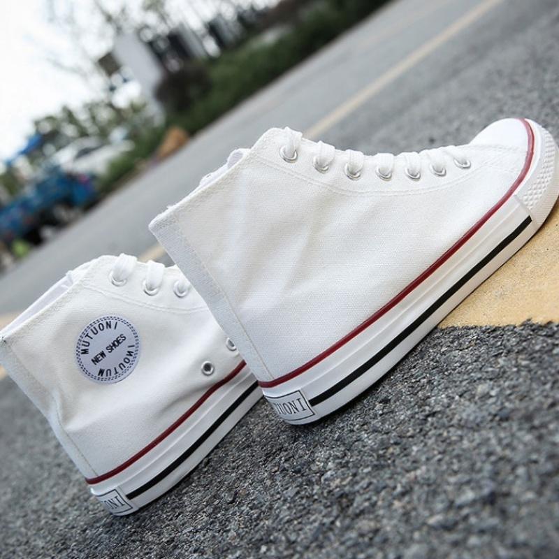 白色37碼23.5cm